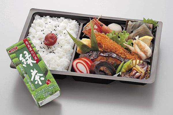 越中御膳 (お茶付) 1,000円
