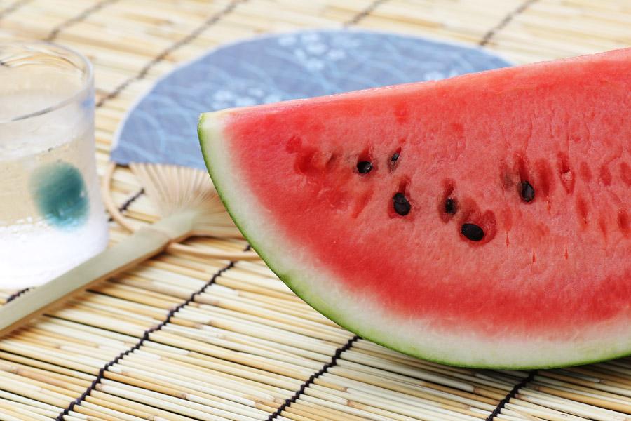 <コラム>夏の果物【すいか】のパワーと見分け方